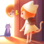 新感覚癒し系脱出アドベンチャーゲーム『迷い猫の旅2』が公開